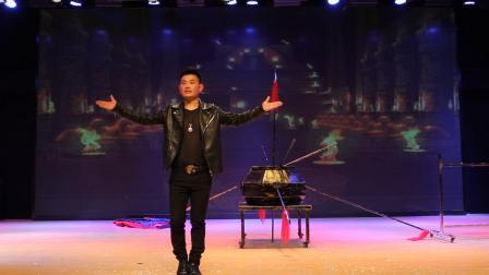上海美女魔术师雨汐 印度鱼篓 15000694768