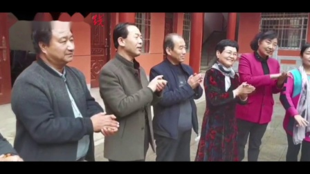 彭高平清阳山演唱