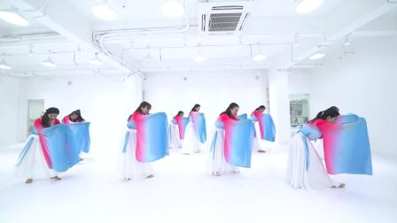 派澜舞蹈沙尾中国舞《若为龙者》舞蹈教学