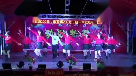 加鸟山村联欢晚会《歌唱祖国》