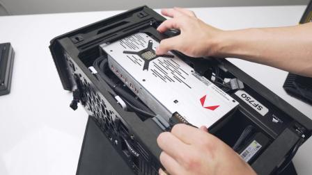 ITX机箱-PK217装机展示