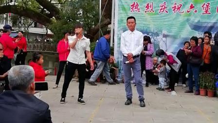 2019茶节歌圩