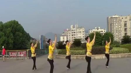 吉美广场舞《零度桑巴》