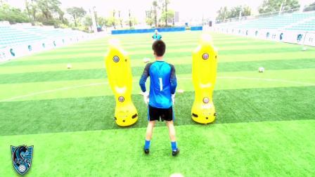 最新欧洲足球门将训练 DADI SPEED反应灯