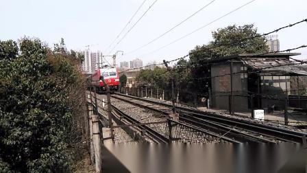 新视角拍摄K1298/5次(银川——广州)