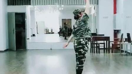 当战争来临——柔力球摆翻/绕翻训练套路