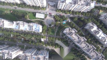 银龙花园小米无人机飞拍