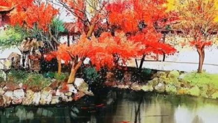 水墨丹青.诗意中国
