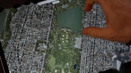 Morpholio Trace: 地图缩放