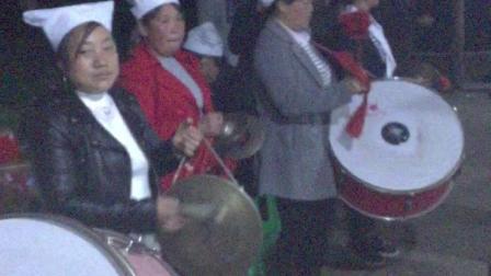 习水永安镇小岗村老房子乐队。