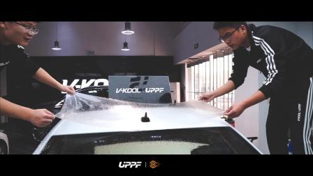UPPF-奥迪A3施工