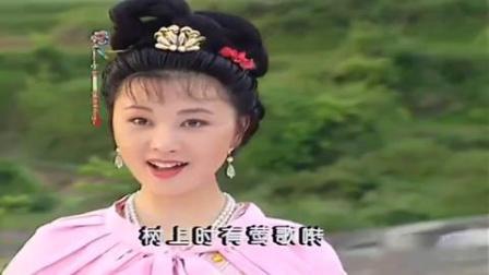 黄梅戏韩再芬,汪静《龙凤奇缘》选段(河戏绿水风戏柳)