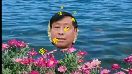 夏邑县桃花岛留念
