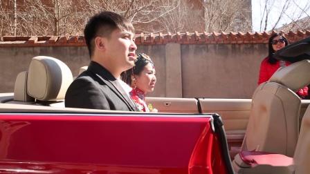 孙佳,张美玲结婚庆典