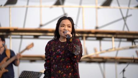 20190330 台南漁光島藝術節開幕演唱會 徐佳瑩 身騎白馬