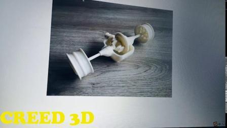 WEEDO Tina2 3D打印齿轮