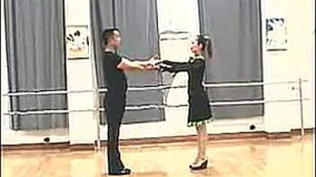 武汉休闲三步踩教学2006年第二套ABC套路(1)_标清
