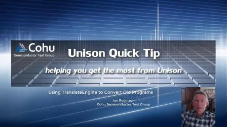 Using TranslateEngine to Convert Programs from Older Versions of Unison