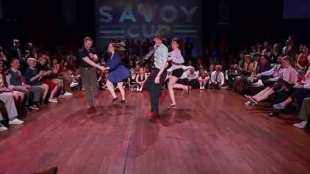 Savoy Cup 2018 - Advanced Strictly Semi-Finals - Battle #1