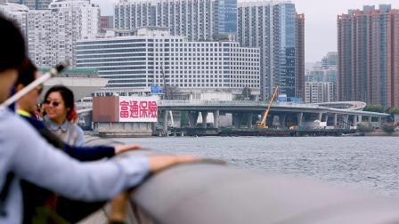 【维港品牌标志】富通保险 | 香港铜锣湾游艇会及尖沙咀K11人文购物艺术馆(K11 MUSEA) | POAD
