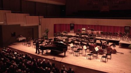 第五届丹麦奥胡斯国际钢琴比赛-获奖者音乐会-第三名:饶灏