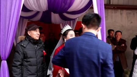 2019杨坤婚礼主持视频