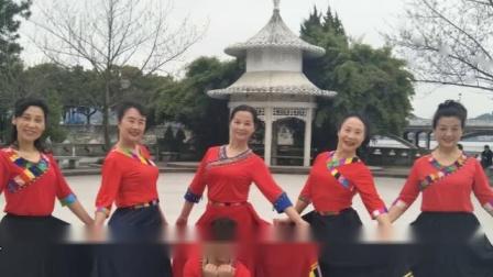 藏族舞蹈《我的九寨》编舞网络老师、演绎晨霞舞蹈队、指导舞痴、摄像老七、制作舞痴