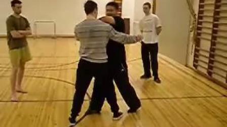 Youtube-八极拳学员训练-2