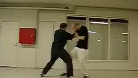 Youtube-八极拳学员训练-1