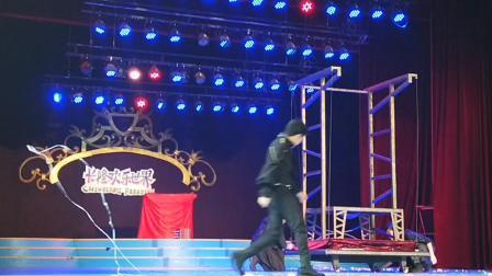 广州长隆欢乐世界之魔术表演