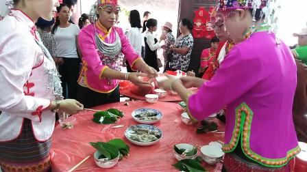 海南黎族结婚