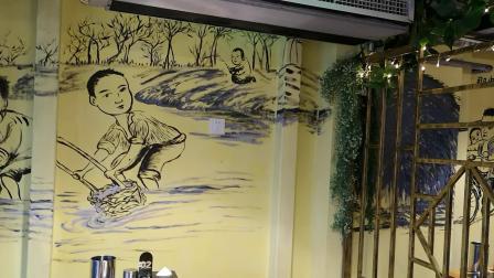 CCTV牛恩发之旅:串吧印象.饮食风情(北京回龙观)。