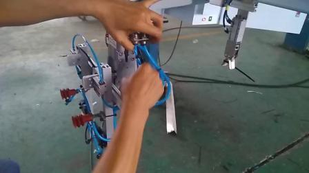 治具接上侧资,气管电线接法/捷嘉