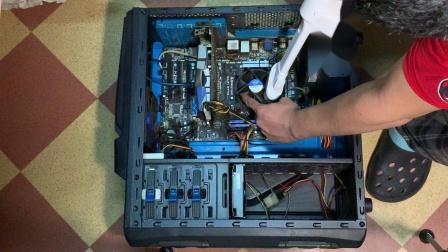 追觅V9 CPU清理