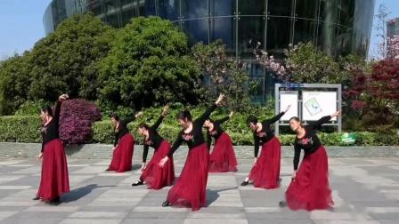 舞蹈练习《蕃社姑娘》B组