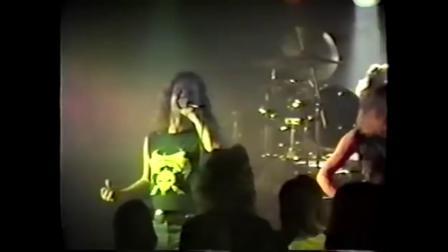 Heathen - Live at Blondie's - Detroit, Michigan 1988 - Full Concert ( 720P )