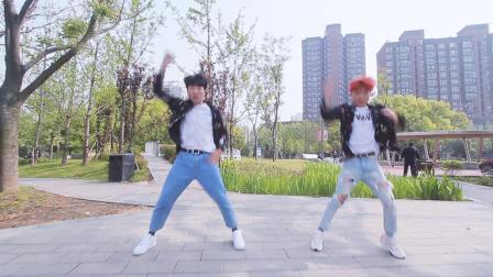 舞蹈模仿IDOL