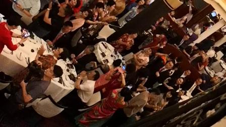 2019激扬之旅晚宴现场
