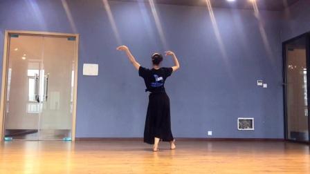 古典舞思慕完整视频欣赏,阜阳艺路舞蹈提供分解教材仅供内部使用