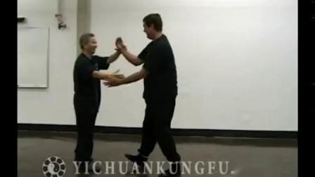 Yi Chuan Push Hands-2