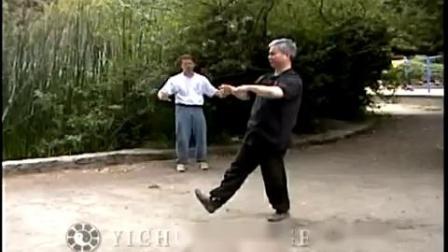Yi Chuan Movement Techniques (zou bu)