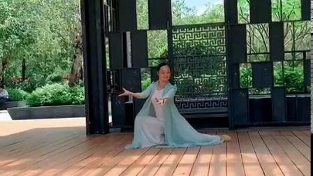 钟安娜,中道禅舞,即兴练习