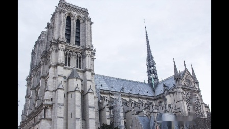 草莓君镜头下的巴黎圣母院