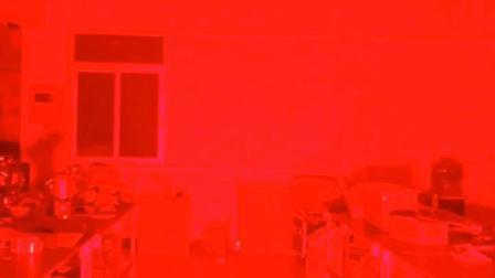 36颗调焦LED摇头染色灯 约8米照射距离调焦范围 酒吧灯光 婚礼灯光