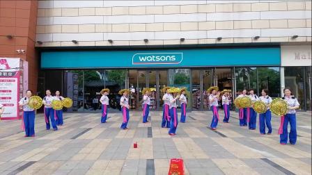 《茶香中国》  表演:艺韵舞蹈队