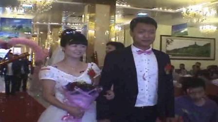 张奇先生与何扬小姐新婚掠影