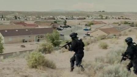 我在边境杀手截了一段小视频