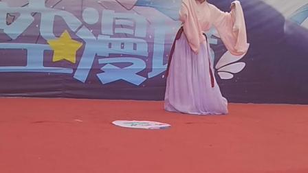原创汉舞《丽人行》