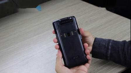 【操作演示】东集小码哥CRUISE8T全面屏工业级PDA手机-仿皮纹外观展示