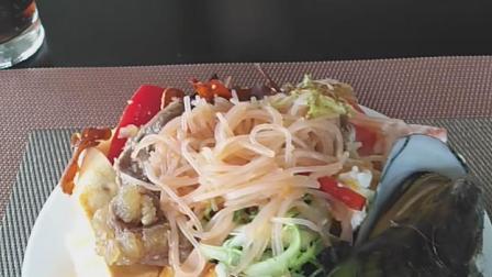 我是孙剑秋好吃美味不错了,开始吃饭。